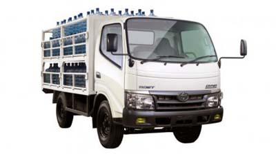 Sewa Truck Water Galon