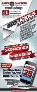 workshop SEO Jakarta