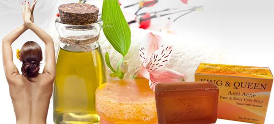 sabun jerawat batangan