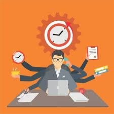 Sistem Jam Waktu Karyawan