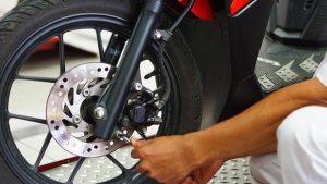 Cara Kerja Rem Cakram Sepeda Motor