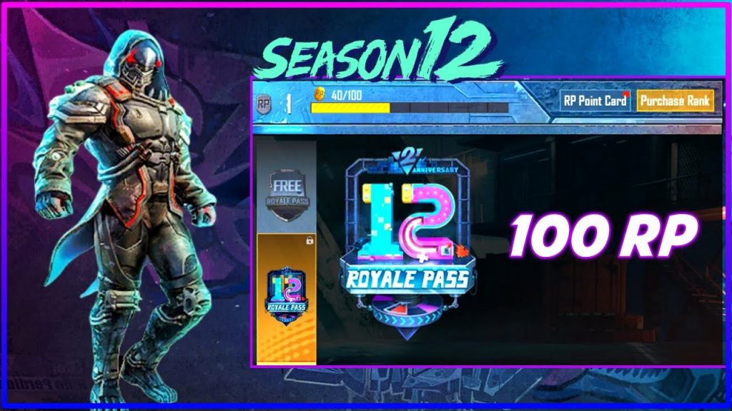 pubg season 12 royale pass rewards