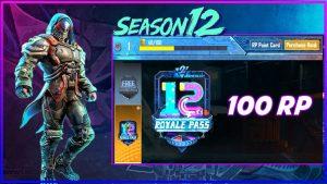 pubg season 12 royale pass rewards